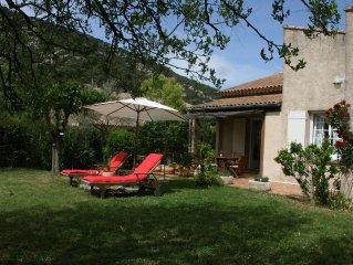Villa mit Charme auf einem 1000 m2 Garten, privatem Pool,  Avignon, Luberon