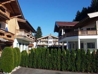 Luxus Suite in Top gepflegter Anlage mit Pool nahe Bergbahn für bis zu 7 Gäste