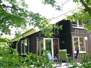 Ferienhaus fur 5 Personen mit Kamin & Sauna, WLAN,  ruhige Lage im Weserbergland