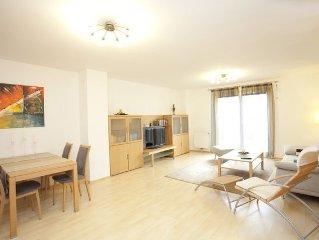Zentrumsnahe, großzügige Wohnung  Moderne Ausstattung  Exzellente Infrastruktur