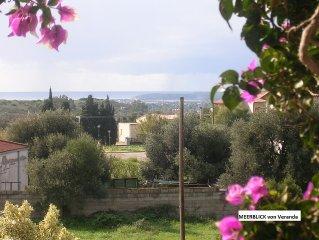 Süden von Sardinien, Traum-Ferienhaus privat günstig schon ab 18 €  ganz umzäunt