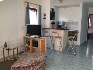 Wohnung in einer kleinen Wohnanlage