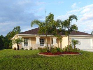 Grosser Beheizter Pool- Sudlage  -  lebe den American Dream - Villa Florida Lady