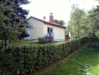 Vier Sterne Ferienhaus am Ortsrand von Scharfenberg (nach DTV)