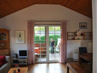 Travemunde Priwall, gemutliches Ferienhaus 150 m zum Strand