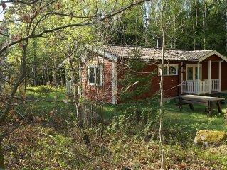 Ferienhaus am See Unnen mit eigenem, privatem Seezugang und nur 2 Nachbarn
