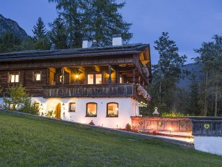 Exclusive Apartment - Vacation rental - Landhaus Alpbach - Tirol- Idyllic locat