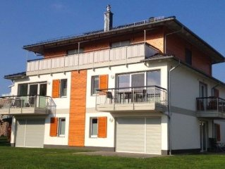 Beautiful apartment on the Baltic coast in beach villa for 2-4 people.