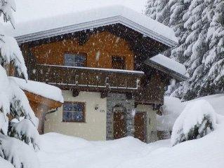 An advantageous house in the Kitzbühel Alps. For families, friends, couples.
