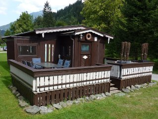 Cottage styled, wellness comfort and entertainment for children on 5-star campi