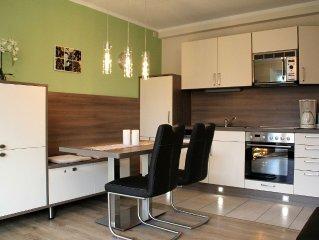 Ferienwohnung fur 2-4 Personen in Dorum-Neufeld an der Nordsee mit Sauna
