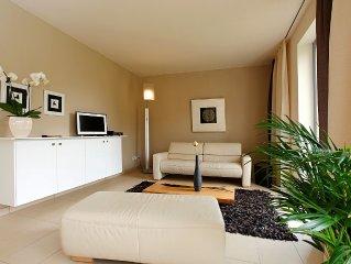80qm grosszugiges Ambiente in Loschwitz,Garten&Terrasse, ab 66,00€/N./frei Parken