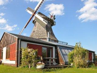 Komfortables Ferienhaus, exklusive Lage an der Windmühle, Nähe Warnemünde