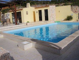 Villa for 8 (10) persons at the West-Algarve