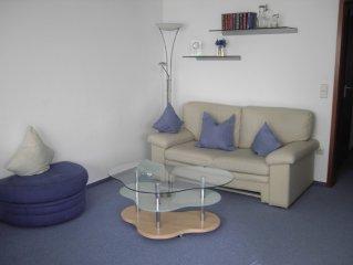 Gepflegte Ferienwohnung mit besonderem Ambiente 58m² mit allem Komfort