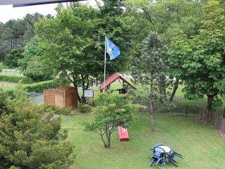 Ferienhaus in wunderschoner ruhiger Lage nahe Deich