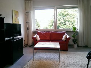 Beautiful 1 bedroom apartment in Sendling - Park