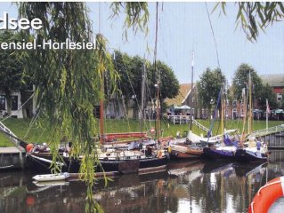 Ferienwohnung Carolinensiel/Harlesiel, Nordsee.