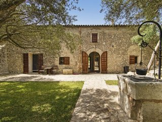 One of the most stunning, historic fincas on Mallorca. Pure luxury.