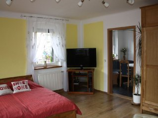 Comfortable apartment in Dresden - not far from the city center!