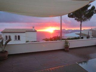 Villa mit Pool, Port Adriano, El Toro, Santa Ponsa, Meerblick