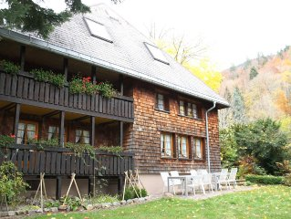 TOP VACATION - in dreamlike FELDBERG LOCATION!  The ideal starting point