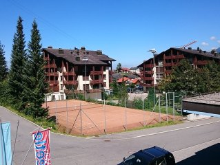 Apartment in the heart of Switzerland in a beautiful location