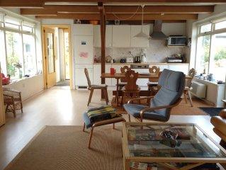 120 qm Ferienhaus, freistehend, in schöner Lage, mit großem Garten, für Kinder