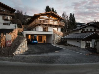 Exclusive house for 8 persons in the Kitzbühel Alps