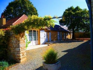 Exkl. Ferienhaus, Pool,Périgord,Dordogne, 4-6 Personen