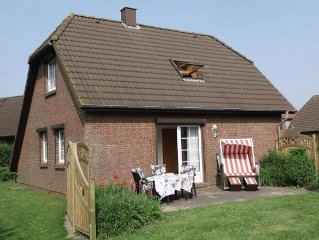 Pure relaxation! Family friendly cottage with large garden.