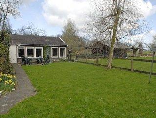 Rustikale und kindfreundliche Ferienwohnung im Grunen, Schoorl (Gemeinde Bergen)