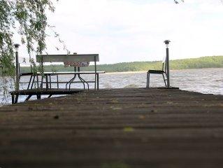 Erholung und Ausstattung pur, Domizil direkt am See, Haustiere erlaubt