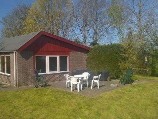 Rustikale und komfortabele Ferienwohnung in Schoorl (Gemeinde Bergen)