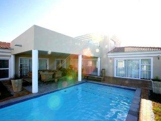 Wohlfuhl Ferienhaus in Somerset West / Sudafrika fur 6 Personen, mit Pool...