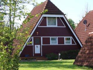Sehr hubsches renoviertes Ferienhaus im Ferienwohnpark Immenstaad am Bodensee