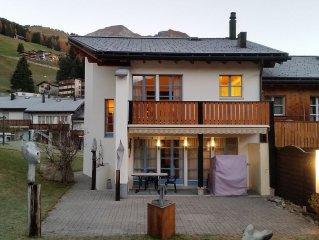 IGLSON Ferienhaus Davos CH/ Hauseigener Wellnesspart WEF UNTERBRINGUNG