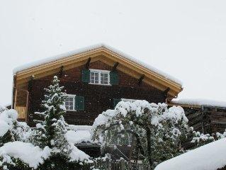 Altes urgemutliches Walser Haus in herrlicher Bergwelt, Haustiere erlaubt
