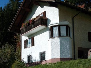 Sun side located, cozy apartment with panoramic views