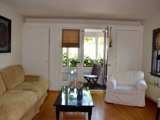 BERGEN: Holiday 'Fernandel' - nice apartment with style and comfort, Wifi