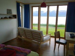 Convenient summer house on the Nollur farm at Eyafjord