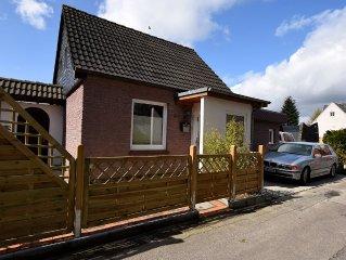 Freistehendes Einfamilienhaus für 4 - 5 Personen im Stadtteil Adelby