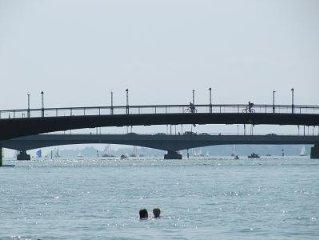 Ferienwohnung unmittelbar am Seerhein Ferien direkt am Wasser