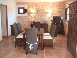 Apartment in a finca