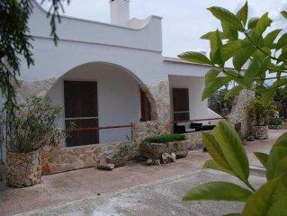 Romantische Villa Stephania  bis 8 Pers. nur ca.700 m vom Strand  und. Zentrum