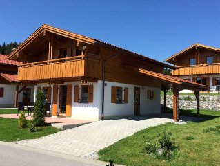 New cottage on Lechsee, quality finishes, set in stunning countryside