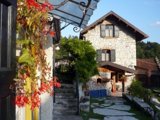 Vacation house in the heart of the Dolomites – prices are all inclusive.