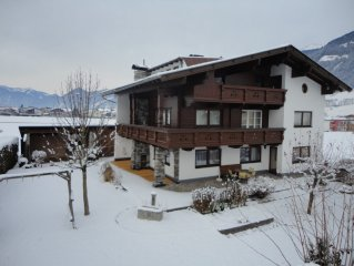 Apartment 90sqm; Meadowlands, close to skiing, Non smoking apartment .; Skibus
