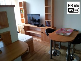 Modern apartment in Regensburg's Old Town Top-location