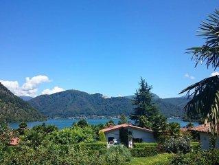 Traumhafter Urlaub im Ferienhaus Casa Lotti  mit Terrasse & eingezauntem Garten